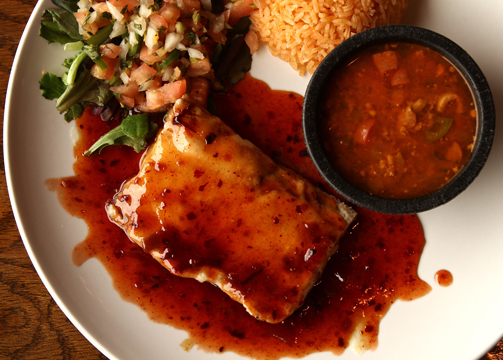 <b>IXTAPA's</b><br />incredible authentic Mexican Cuisine